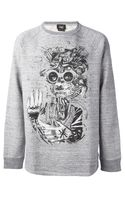 Marc Jacobs  Printed Sweatshirt - Lyst