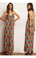 T-bags Los Angeles Maxi Dress - Lyst