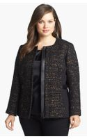 Lafayette 148 New York Bentley Tweed Jacket - Lyst
