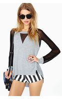 Nasty Gal Catalyst Knit - Lyst