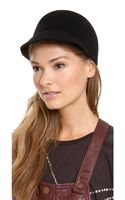 Eugenia Kim Joey Wool Baseball Cap - Lyst