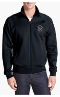 Fred Perry Track Jacket - Lyst