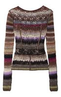 Nina Ricci Open-knit Sweater