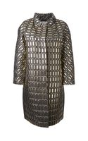 Temperley London Metallic Coat - Lyst