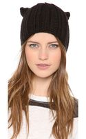 Eugenia Kim Felix Cat Ear Cap - Lyst