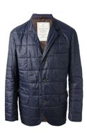 Brunello Cucinelli Padded Coat - Lyst