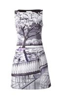 Mary Katrantzou Tree Print Dress - Lyst