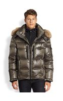 Sam. Mountain Quilted Nylon Jacket - Lyst