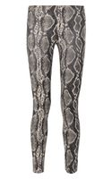 Donna Karan New York Modern Icons Stretchjacquard Legging Style Pants