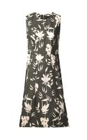 Marni Blossom Print Dress
