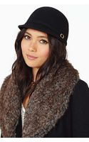 Nasty Gal Show Pony Wool Cap