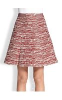 Proenza Schouler Pleated Skirt - Lyst