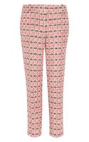 J.Crew Cafe Tweed Capri Pants - Lyst