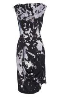 Vivienne Westwood Anglomania Prophecy Two-way Crepe Dress