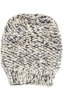 The Elder Statesman Chunky Knit Ski Cap - Lyst