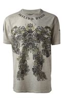 Philipp Plein Transformers T-shirt - Lyst