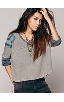 Free People We The Free Stellar Tee - Lyst