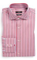 Boss by Hugo Boss Gerald Regular Fit Dress Shirt