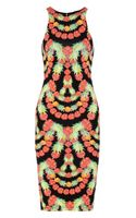 Mara Hoffman Garlands Printed Stretch Jersey Cover Up - Lyst