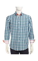 Robert Graham Wakaya Check Sport Shirt Blue - Lyst