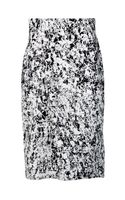 Jil Sander Royal B Skirt - Lyst