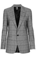 Topshop Modern Tailoring Tailored Check Jacket