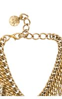 Erickson Beamon Charm Necklace - Lyst