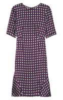 Marni Printed Sateen Twill Dress