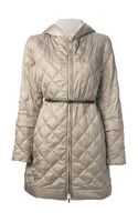 Max Mara Padded Coat - Lyst