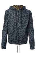 Marc By Marc Jacobs Leopard Print Jacket