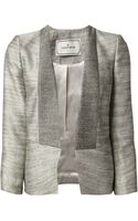 By Malene Birger Bursikka Jacket - Lyst