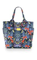 Marc By Marc Jacobs Maddy Botany Nylon Tate Tote - Lyst