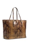 Michael Kors Michael Medium Jet Set Travel Degrade Tote