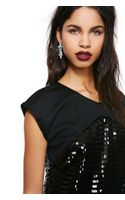 Nasty Gal Night Glow Sequin Dress - Lyst