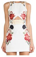 Sass & Bide Arm Yourself Dress