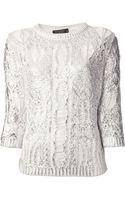Philipp Plein Network Sweater - Lyst