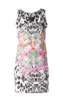 Philipp Plein Printed Dress