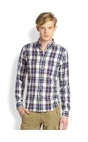 Gant Rugger Windblown Oxford Shirt - Lyst