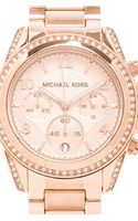 Michael Kors Blair Watch - Lyst