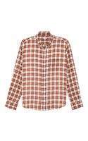 Steven Alan Plaid Classic Collegiate Shirt - Lyst