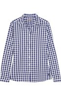 Burberry Brit Gingham Cotton Shirt