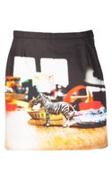 Paul Smith Mini Skirt - Lyst