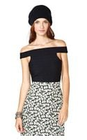 Nasty Gal Marcia Crop Top - Lyst