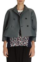 Marni Wide Double-breasted Coat - Lyst