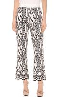 Giambattista Valli High Waist Organza Pants - Lyst