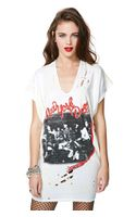 Nasty Gal Prince Peter Collection New York Dolls Tee - Lyst