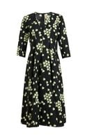 Marni Cherry Blossom Printed Dress - Lyst