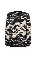 Whistles Mystic Mountain Jacquard Sweater