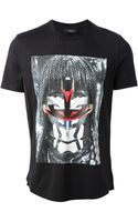 Givenchy Abstract Print Tshirt - Lyst
