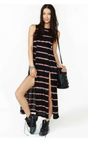 Nasty Gal Fever Moon Maxi Dress